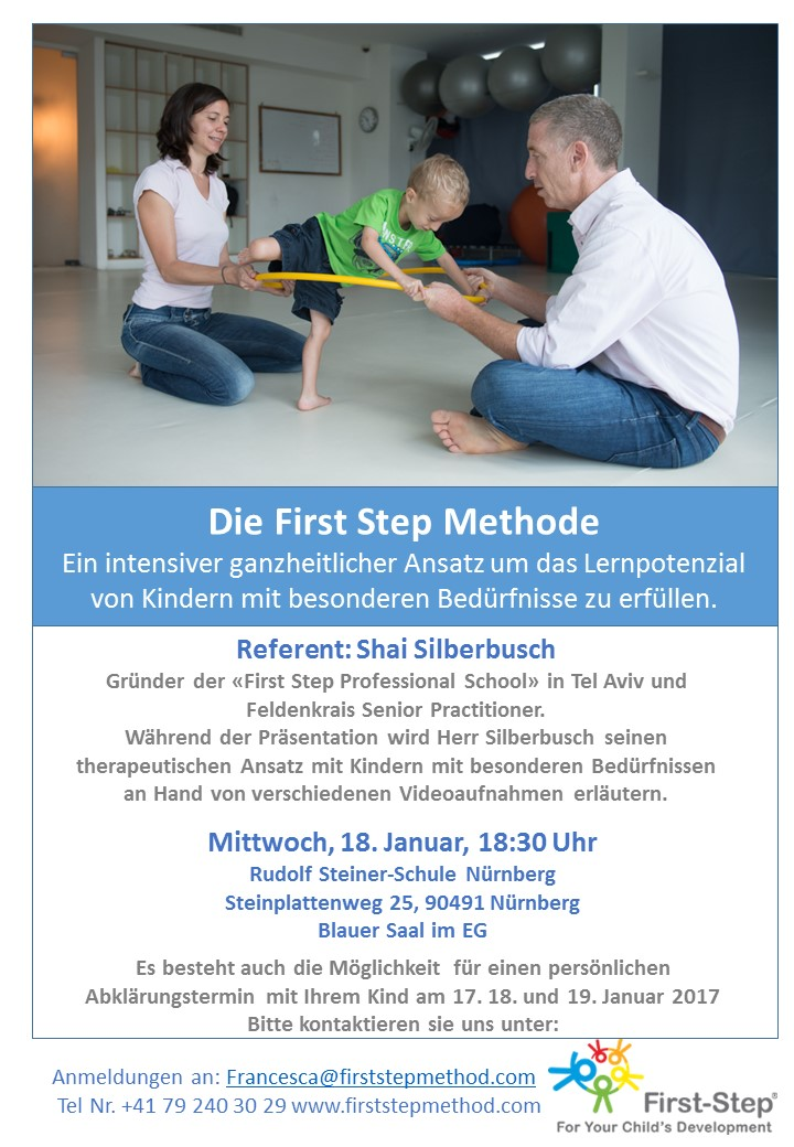 Flyer First Step Special need NBG GermanSteiner_jan17